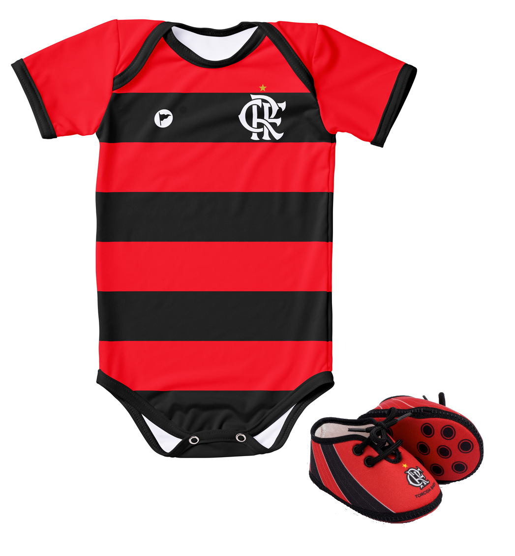 Kit Body UV Flamengo