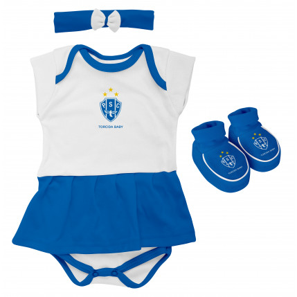 Kit Body Vestido Paysandu