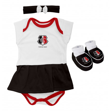 Kit Body Vestido SANTA CRUZ