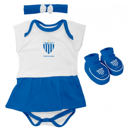 Kit Body Vestido AVAÍ