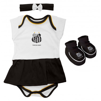 Kit Body Vestido SANTOS