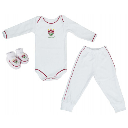 Kit Body Longo FLUMINENSE