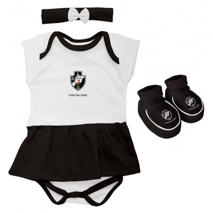 Kit Body Vestido VASCO