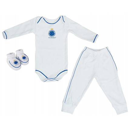 Kit Body Longo CRUZEIRO