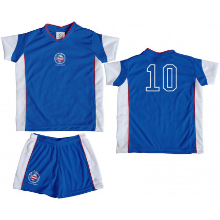 Kit Camiseta e Shorts Infantil BAHIA