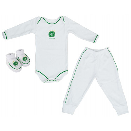 Kit Body Longo CHAPECOENSE