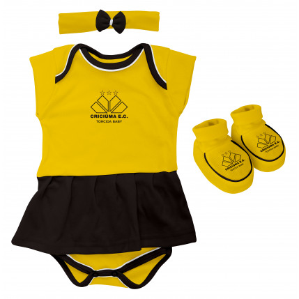 Kit Body Vestido Criciuma