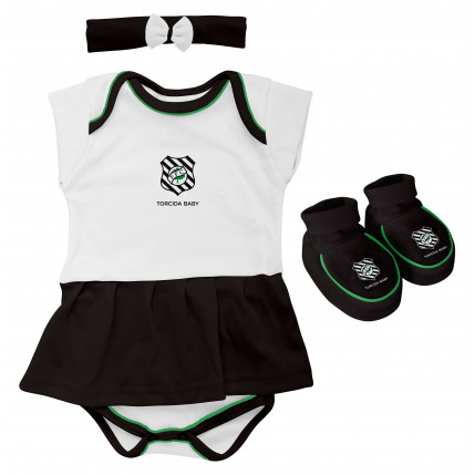 Kit Body Vestido Figueisense