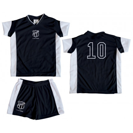 Kit Camiseta e Shorts Infantil CEARÁ