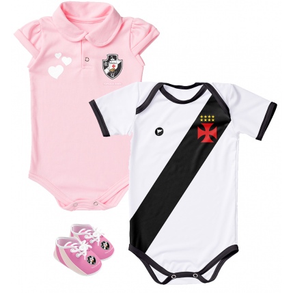 Kit body Feminino Vasco