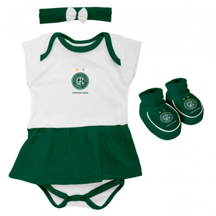 Kit Body Vestido GUARANI