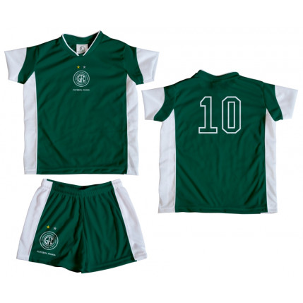 Kit Camiseta e Shorts Infantil GUARANI