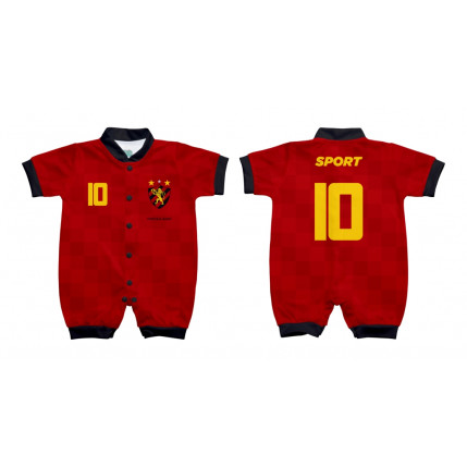 Macacão Estilo I SPORT CLUB DO RECIFE
