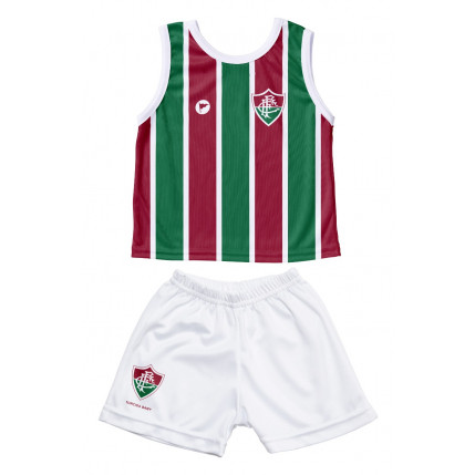 Camiseta Regata e Shorts Fluminense