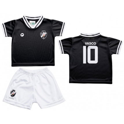 Camiseta e Shorts Vasco