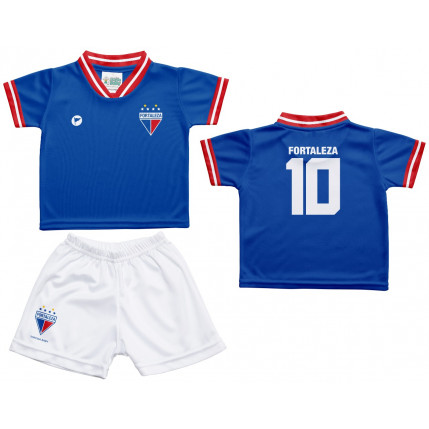 Kit Camiseta e Shorts Fortaleza